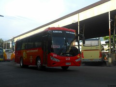 Land Car Inc. 191 (Monkey D. Luffy 2) Tags: philippines philbes bus enthusiasts society daewoo aspire bm090