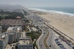 Great Hwy and Ocean Beach (atgc_01) Tags: pentaxk5iis jupiter9 sanfrancisco landsend