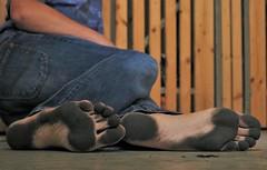 dirty feet - indoor 587 (dirtyfeet6811) Tags: feet soles barefoot dirtyfeet dirtysoles blacksoles