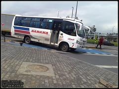 Expreso De La Sabana S,A,S, 236 (Los Buses Y Camiones De Bogota) Tags: autobus colombia bogota busologia bus expreso de la sabana sa 236