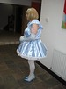 CIMG6818 (sissybarbie1066) Tags: baby satin sissy maid uniform blue sissymaid