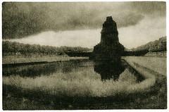 (polyphren) Tags: infrared ir efkeir vlkerschlachtdenkmal leipzig lith easylith lithprint rolleivintage128 monumenttothebattleofthenations