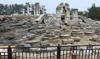 Yuanming Yuan Ruins (Haidian District, China)