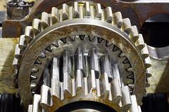 DSC09847 (qwertzXesc) Tags: gear flickrfriday gearbox