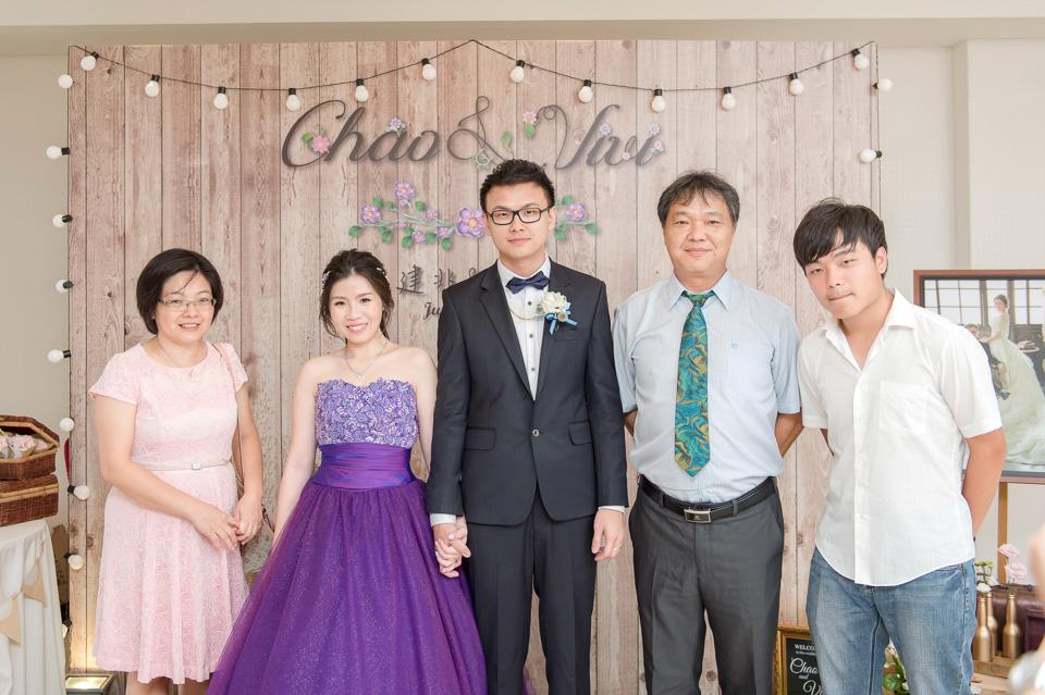 台南婚攝 情定婚宴城堡永康館 婚禮紀錄 C & V 170
