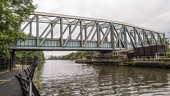 BARTON AQUADUCT (I.K.Brunel) Tags: eccles england unitedkingdom bartonaquaduct manchestershipcanal