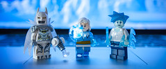 [Lego DC] Cold War (Jonathan Wong Photography) Tags: batman arctic lego dc superheroes custom purist figbarf cold icy ice killer frost subzero winter bokeh comics