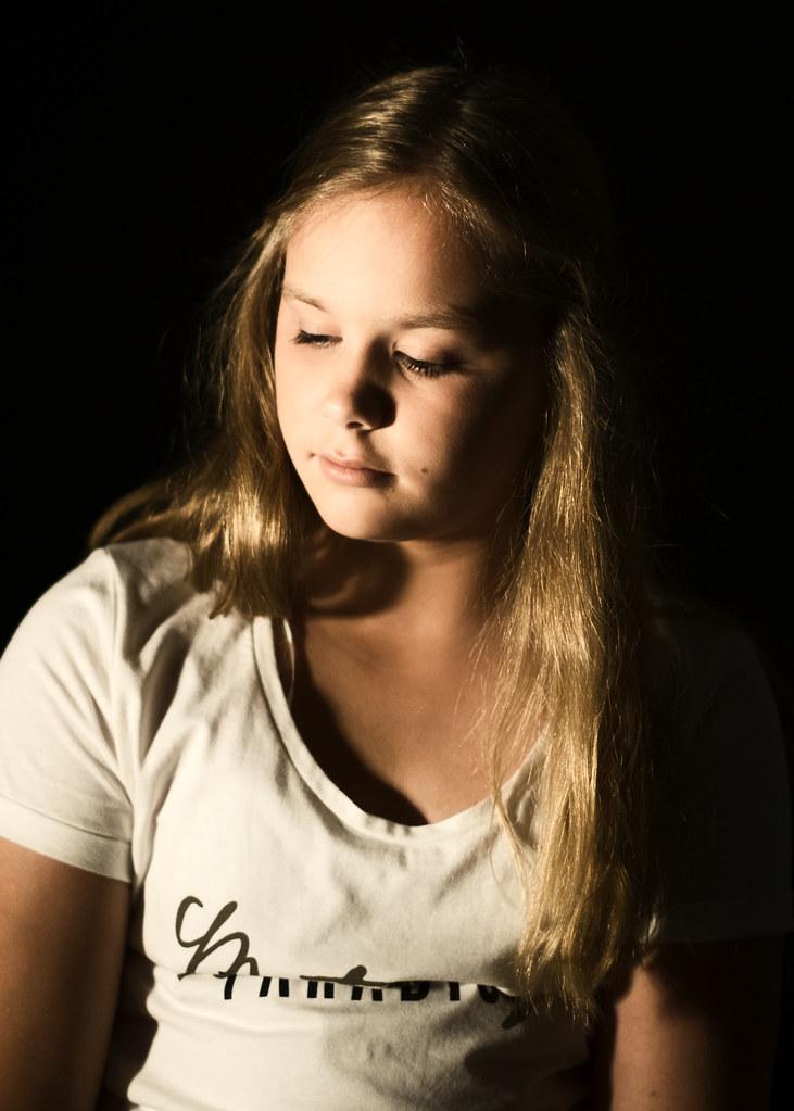 Fucked blonde teen girl