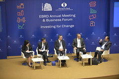 Infrastructure Development - An Economic Performance Booster (European Bank for Reconstruction and Development) Tags: georgia infrastructure tbilisi ebrd 2015 dermotdoorly annualmeetingandbusniessforum ebrdam ebrdam15