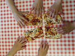 #Sharing: Friday night pizza (Dai Lygad) Tags: camera family friends red food white colour familia kids dinner children table photography photo nice hands education nikon flickr hand reaching brothers brother weekend comida fastfood picture manos siblings pizza eat photograph meal sharing coolpix reach colourful sibling tablecloth friday mealtime s9500 checkered nourriture share resource redandwhite interaction fridaynight bwyd grabbing teulu pobl partage interactions familylife 2015 8may compartilhando fridayfeeling flickrfriday 食品 pechakucha penwythnos partager compartiendo viernesporlanoche 共享 rhannu シェアリング shípǐn shokuhin shearingu noswener gòngxiǎng