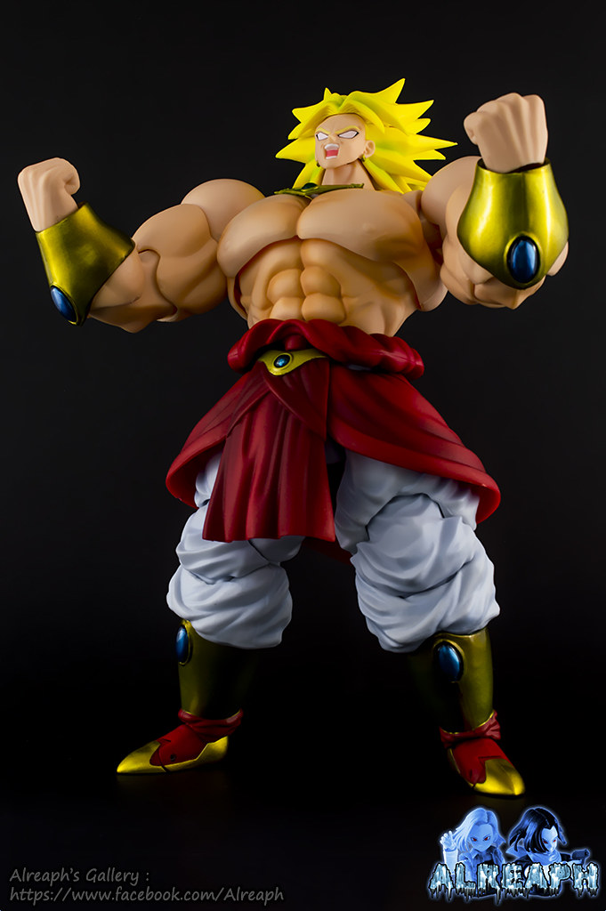 The world 39 s best photos of broly and saiyan flickr hive mind - Sayen legendaire ...