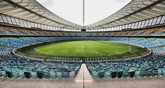 Moses Mabhida Stadium, Durban, South Africa (Bart's Dad) Tags: world africa cup football stadium south moses seats pitch 2010 durban mabhida
