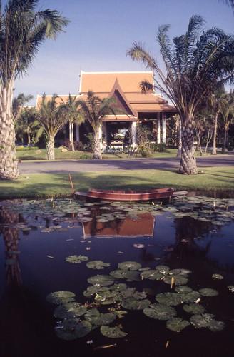 Royal Garden Village entrance