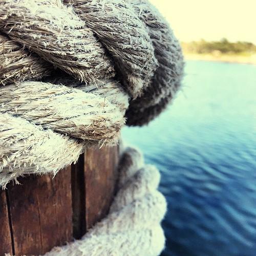 Enjoy the weekend #sea #knots #greece #instagreece #cruise