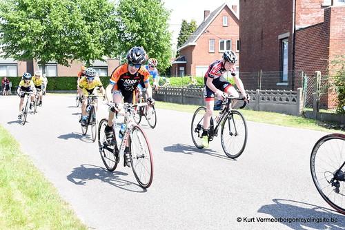 Aspiranten Mol Rauw (250)