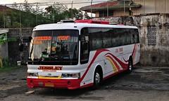 JDA Tours 727 (II-cocoy22-II) Tags: city bus philippines ilocos tours laoag norte jda 727