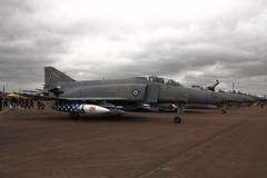 F-4E Phantom II (Tony Howsham) Tags: canon eos force aircraft air sigma airshow phantom raf fairford riat f4e 2016 hellenic raffairford 18250 400d