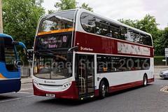 Lothian Buses 207 | SN61 BBK (MSDC43) Tags: buses for edinburgh transport 400 alexander dennis hybrid lothian enviro 207 400h tfe sn61bbk