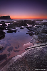 Calm Morning (renatonovi1) Tags: beach sunrise calm tranquil morning sea ocean rocks sand water avalonbeach sydney nsw australia landscape seascape