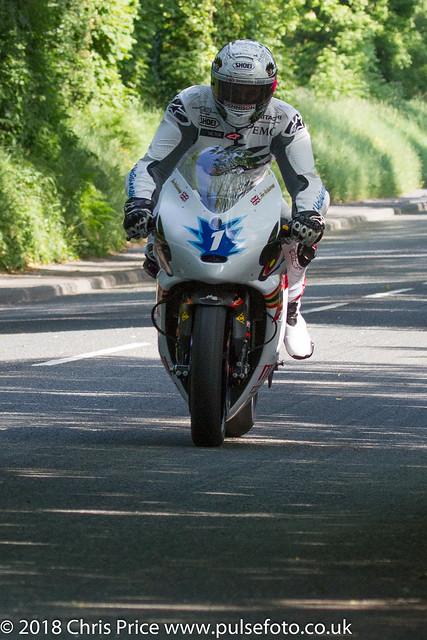 IOM TT Zero Race, 8th June 2016