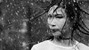 monsoon season (bis) (Instagram : _polod_) Tags: rain monsoon wet water portrait outdoor face asian girl lady beauty portraiture dramatic motion drops splash artlibres