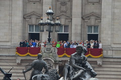 Watching the Skies (CoasterMadMatt) Tags: city uk greatbritain family england colour building london westminster june architecture photography spring elizabeth photos unitedkingdom britain balcony capital sightseeing royal landmarks palace structure queen event photographs buckinghampalace monarch gb camilla buckingham monarchy dukeofedinburgh princewilliam queenelizabeth royals royalfamily 2016 queenelizabethii nikond3200 capitalcity troopingthecolour londonlandmarks trooping cityofwestminster theroyalfamily britishroyalfamily theroyals coastermadmatt capitalcityofbritain coastermadmattphotography june2016 spring2016 london2016 troopingthecolour2016