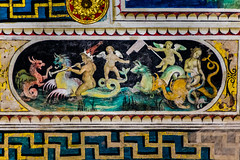 The Piccolomini Library, Siena (Arutemu) Tags: 6d canon eos6d eu europe italia italy siena tamron tamron28300 toscana tuscany medieval renaissance zoom it