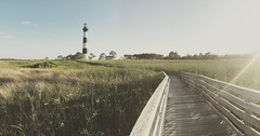Bodie Island Lighthouse (c h a r l e m a g n e) Tags: lighthouse island north carolina bodie outer banks obx
