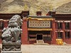 Sakya Monastery 7 (joeng) Tags: tibet china sakya temple building sakyamonastery landscape monastery places animal lion