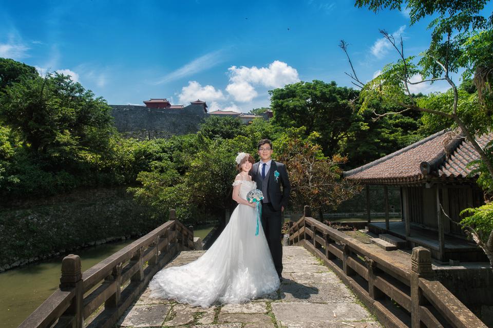 EASTERN WEDDING, Donfer Photography, 婚攝東法, 沖繩婚紗