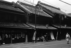 retro street