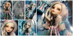 Box Moment - Monster High custom by Puppet Tales (Pliash) Tags: monster high rochelle goyle haunted custom beautiful drama cute kawaii puppet tales doll mh
