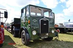 Albion 'Fred Watkins Engineering Ltd' reg NAD 469 (erfmike51) Tags: albion artic lorry ramseysteamrally fredwatkinsengineeringltd