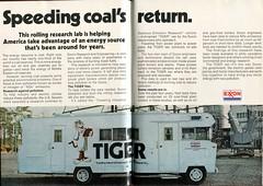 1975 Exxon Advertisement Readers Digest November 1975 (SenseiAlan) Tags: 1975 exxon advertisement readers digest november