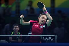 JEON Jihee_PRG_6903 (ittfworld) Tags: og olympicgames olympics rio rio2016 tabletennis games riodejaneiro brazil
