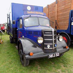 Bedford 1950 (Goolio60) Tags: driffield vintage rally commercial vehicle lorry bedford