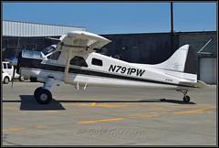 N791PW Bent Prop Flying Service (Bob Garrard) Tags: n791pw bent prop flying service de havilland dc2 beaver mk 1 shulin lake alaska anc panc