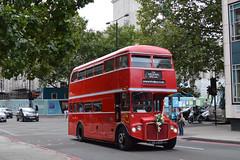 Timebus RMA37 (SW11simon) Tags: kgj612d rma37 aec aecroutemaster routemaster bea britisheuropeanairways bea12 londonbus londontransport londonbuses transport bus publictransport timebustravel timebus