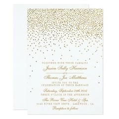 (The Vintage Glam Gold Confetti Wedding Collection Card) #1920S, #20S, #Antique, #AntiqueWedding, #Chic, #Confetti, #ConfettiWedding, #Deco, #Elegant, #ElegantWedding, #Fancy, #FancyWedding, #Glam, #GlamWedding, #Glamour, #Glitter, #Gold, #GoldWedding, #M (CustomWeddingInvitations) Tags: the vintage glam gold confetti wedding collection card 1920s 20s antique antiquewedding chic confettiwedding deco elegant elegantwedding fancy fancywedding glamwedding glamour glitter goldwedding marriage roaring20swedding romantic romanticwedding script stylish summer trendy trendywedding vintagewedding weddings is available custom unique invitations store httpcustomweddinginvitationsringscakegownsanniversaryreceptionflowersgiftdressesshoesclothingaccessoriesinvitationsbinauralbeatsbrainwaveentrainmentcomthevintageglamgoldconfettiweddingcollectioncard weddinginvitation weddinginvitations