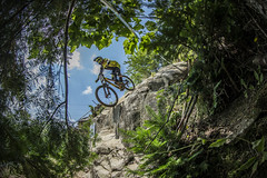 _HUN9041 (phunkt.com™) Tags: uci dh downhill down hill mtb mountain bike world cup mont sainte anne canada velerium coupe de mode 2016 photos race phunkt phunktcom keith valentine