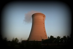 cooling it (David Sebben) Tags: cooling tower power electricity indiana