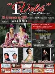 I Vel por Sevillanas (M. Jaln) Tags: vel sevillanas porcuna cante copla caseta municipal organiza cofrada virgen dolores