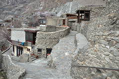 Old historical houses made of mud and stones. (Furqan LW) Tags: hunzavalley hunza gilgit pakistan palace photography peoplephotography nature naturephotography history old for altitfort baltitfort people style landscape