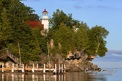 Sherwood Point Lighthouse Sturgeon Bay