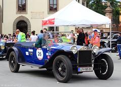 1927 Lancia Lambda Torpedo VII Serie (Alessio3373) Tags: oldtimer oldcars classiccars vintagecars lancia lambda millemiglia lancialambda historiccars millemiglia2015 lambdatorpedo lancialambdatorpedo lancialambdatorpedoviiserie