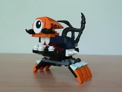 LEGO MIXELS BOOGLY KRAW MIX or MURP ? Lego 41535 Lego 41515 (Totobricks) Tags: mix lego instructions boogly flexers murp kraw mixels legomixels lego41515 glowkies lego41535