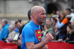 Virgin London Marathon 2015 (Daves Portfolio) Tags: costume superman buckinghampalace fancydress londonmarathon themall 2015 spurroad virginlondonmarathon londonmarathon2015 virginlondonmarathon2015