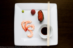 IMG_9672 (Fabian Belleville) Tags: food cuisine japanese egg salmon gourmet wasabi nihon 軍艦巻 イクラ軍艦巻き