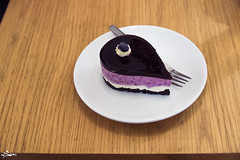 Blueberry Cheesecake-side (iSam's) Tags: life red building green coffee cake shop bulb architecture bar night paper gold hotel 1 cafe construction momo berry long paradise apartment purple rice tea crane vibrant district beef lounge under arc peach floating cheesecake blueberry homemade chi bakery mango crepe iced ho matcha rex bake minh sai gon vibrance mille struck 2015 isam huệ nguyễn sài gòn bitexco