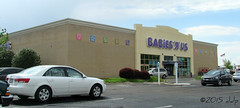 Babies R Us -- Lexington, Kentucky (xandai) Tags: retail shopping us babies lexington r lexingtonfayette lexingtonretail